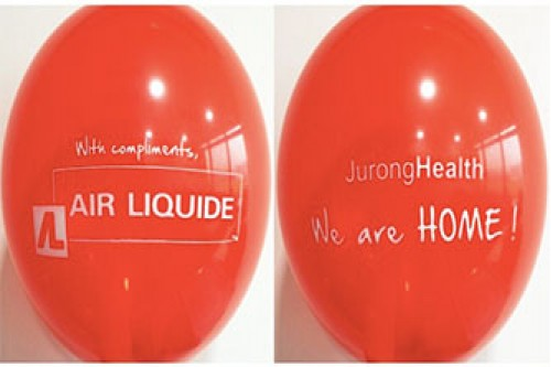 Balloon Printing Services Type 07 (Contact us for more details)