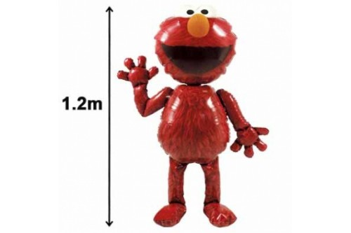 1.2m Elmo Airwalker