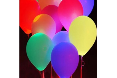 12 Inch LED-Latex Balloons