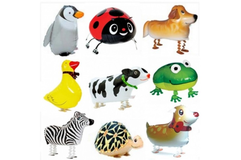 Animal Air Walking Pet Balloon
