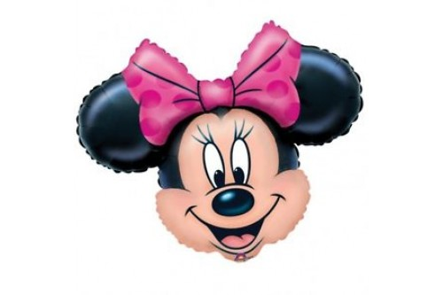 33 Inch Minnie Mouse Balloon