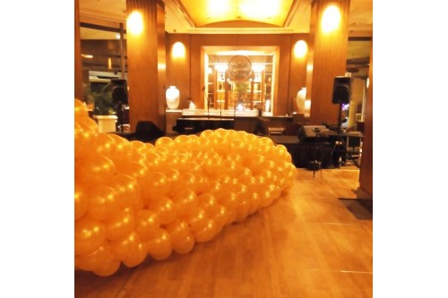 Balloon Drop At Ballroom (Contact us for more details)