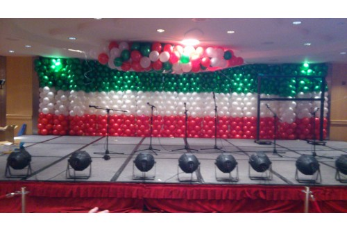 Balloon Wall 1 (Contact us for more details)