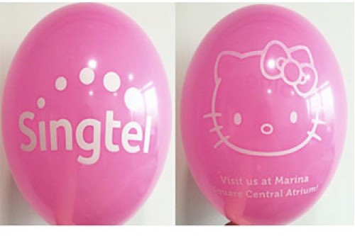 Balloon Printing Services Type 15 (Contact us for more details)