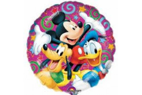 18 Inch Anagram Mickey Mouse and Friends Balloon