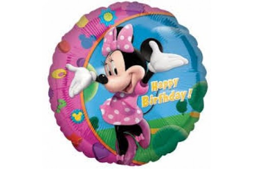 18 Inch Anagram Minnie Mouse Balloon