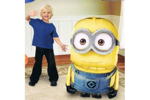 43 Inch Minion Airwalker Balloon