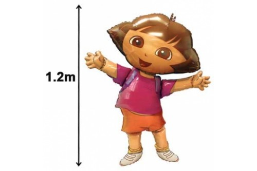 1.2m Dora the Explorer Airwalker Balloon