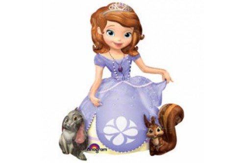 Princess Sofia the First Airwalker Balloon