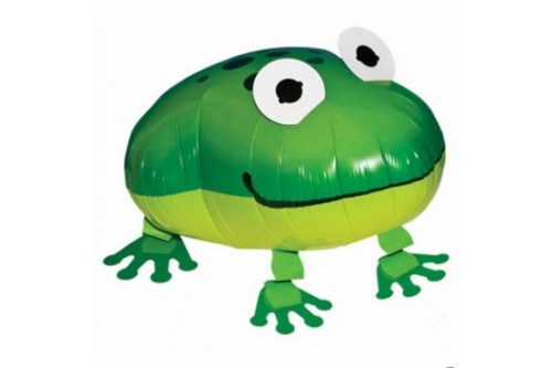 Air Walking Frog Balloon
