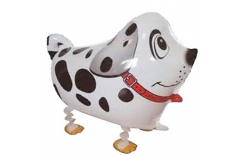 Air Walking Dalmatian Balloon