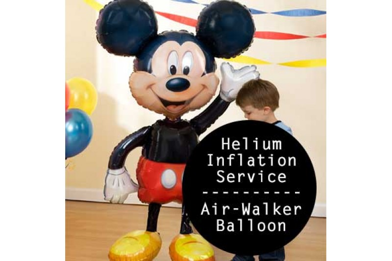 Helium Inflation Service