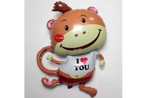 36 Inch Monkey Balloon