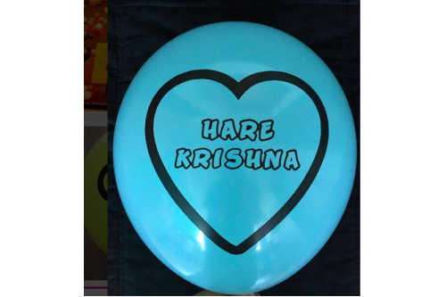 Balloon Printing Services Type 02 (Contact us for more details)